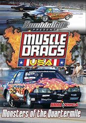 Drag Racing - Muscle Drags USA: Monsters of the