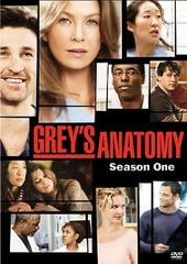 Grey's Anatomy - Season 1 (2-DVD)