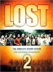 Lost - Complete 2nd Season (7-DVD)