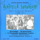 Acappella Showdown, Part 2