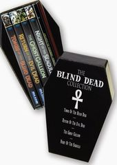The Blind Dead Collection (Limited Edition 5-DVD,