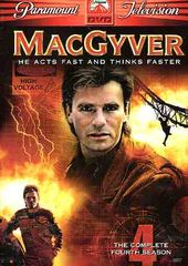 MacGyver - Complete 4th Season (5-DVD)