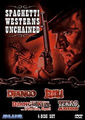 Spaghetti Westerns Unchained (4-DVD)