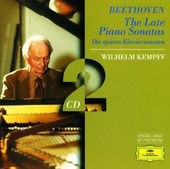 Beethoven: Late Piano Sonatas
