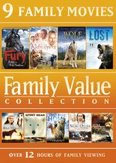 Family Value Collection (The Wild Stallion / The
