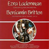 Laderman - Concerto for Orchestra / Britten -