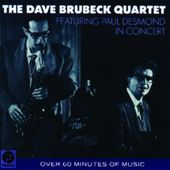 The Dave Brubeck Quartet Featuring Paul Desmond