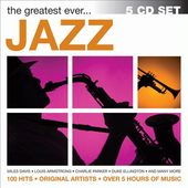 The Greatest Ever... Jazz (5-CD)