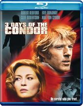 3 Days of the Condor (Blu-ray)