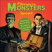 Famous Monsters Speak: Dracula / Frankenstein