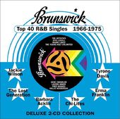 Brunswick Top 40 R&B Singles 1966-1975 (2-CD)
