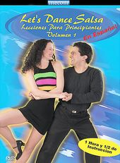 Let's Dance Salsa - Beginning Lessons, Volume 1
