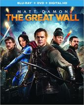 The Great Wall (Blu-ray + DVD)