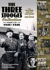 The Three Stooges - Collection, Volume 5: