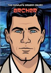 Archer - Complete Season 7 (2-DVD)