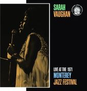 Live at the 1971 Monterey Jazz Festival
