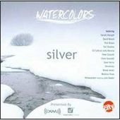 Watercolors - Silver