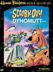 Scooby-Doo: The Scooby-Doo / Dynomutt Hour (4-DVD)