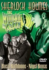 "Sherlock Holmes - The Woman In Green - 11"" x 17"""