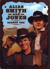 Alias Smith and Jones - Season 1 (4-DVD)