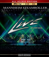 Live (Blu-ray + DVD + CD)