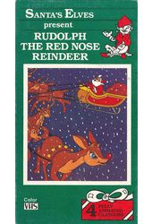 Santa's Elves Present Rudolph the Red Nose