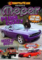 Cars - Mopar Plum Crazy