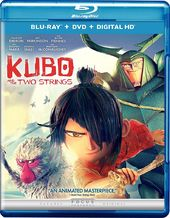 Kubo and the Two Strings (Blu-ray + DVD)