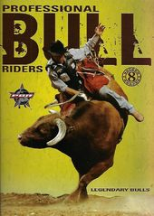 Pro Bull Riders - 8 Seconds - Legendary Bulls