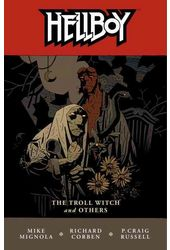Hellboy 7: The Troll Witch and Other Stories
