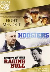 Eight Men Out / Hoosiers / Raging Bull (3-DVD)