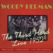 The Third Herd Live, 1952 (2-CD)