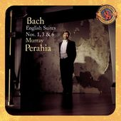 Bach: English Suites 1 3 & 6