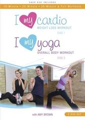 I Love My Cardio / I Love My Yoga (2-DVD)