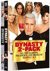Dynasty - Season 1 & 2 (10-DVD)