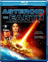 Asteroid vs Earth (Blu-ray)