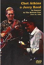 Chet Atkins & Jerry Reed - In Concert at the