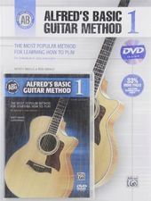 Alfred's Basic Guitar Method - Book 1 (Includes