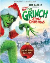 How the Grinch Stole Christmas (Blu-ray)