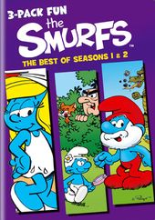 The Smurfs - Best of Seasons 1 & 2 (3-DVD)