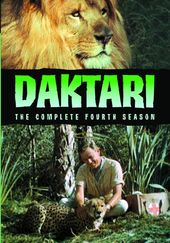 Daktari - Complete 4th Season (3-Disc)