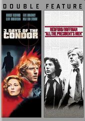 3 Days of the Condor / All the President's Men