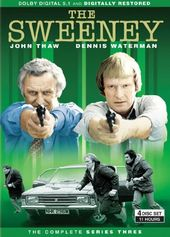 The Sweeney - Complete Series 3 (4-DVD)