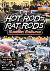 Cars - Hot Rods, RAT Rods & Kustom Kulture: Back