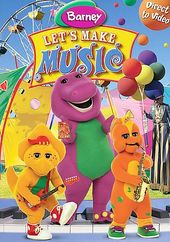 Barney - Let's Make Music