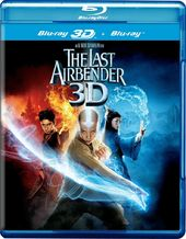 The Last Airbender (Blu-ray, 2D, 3D)