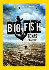 Big Fish Texas - Season 1 (2-Disc)