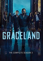Graceland - Season 3 (3-Disc)