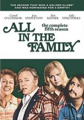 All in the Family - Complete 5th Season (3-DVD)
