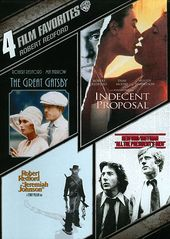 Robert Redford: 4 Film Favorites (The Great